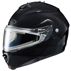 IS-Max II Solid Snow Helmets with Electric Shield