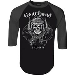Gearhead 3/4 Sleeve Shirts