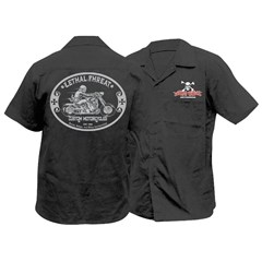 LT Custom Motorcycle Work Shirt