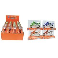Pull-Back Mini Bikes