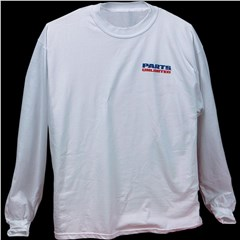 Parts Unlimited Long Sleeve T-Shirt