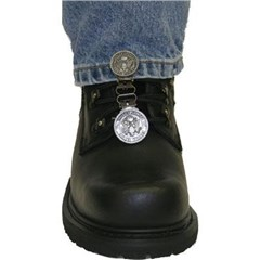 Boot Stirrups for Laced Boots
