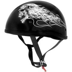 Original Biker Skull Helmet