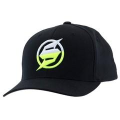 Half Jack Curve Flex Fit Hat