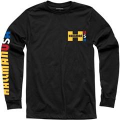 Hallman Big H Long Sleeve T-Shirt