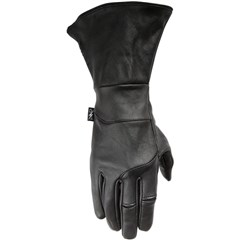 Siege Gauntlet Insulated Leather Gloves