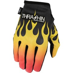 Stealth Flame Gloves
