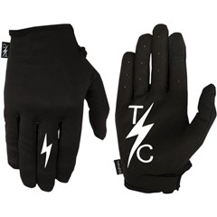 Stealth Mirror Logo On Palm Gloves