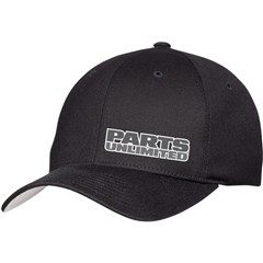 Parts Unlimited Curved-Bill Throttle Threads Hats