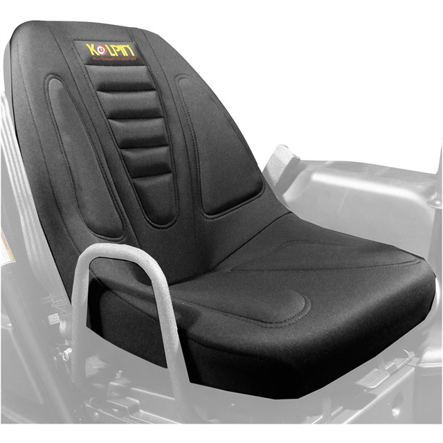 Black Classic Accessories 18-144-010403-00 UTV Bucket Seat Cover Set Yamaha