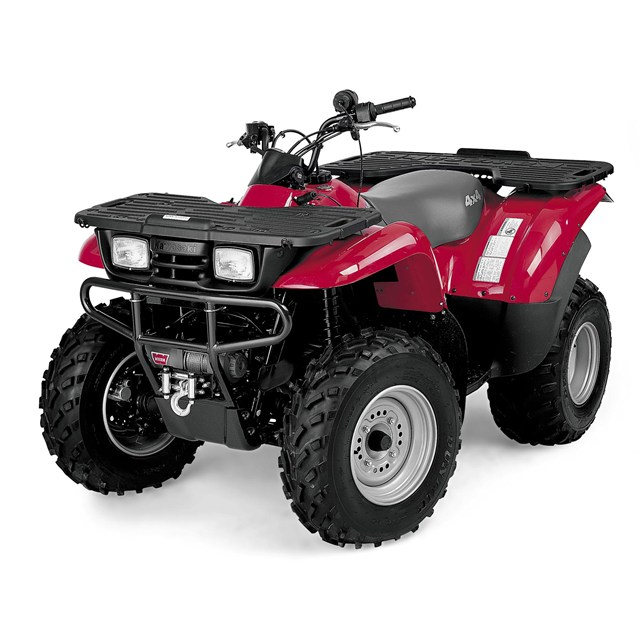 ATV/UTV Winch Mounting Systems For Honda | Babbitts Online