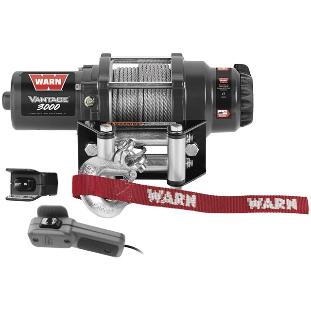 warn 3000 atv winch wiring  warn  get free image about