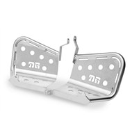 Alloy Series Heel Plates