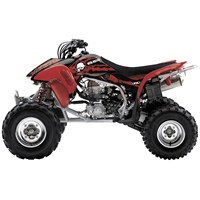 Metal Mulisha™ ATV Graphic Kit for Honda