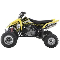 Metal Mulisha™ ATV Graphic Kit for Suzuki