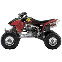 Rockstar ATV Graphic Kit for Honda