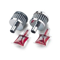 1-Piece Crankcase Vents