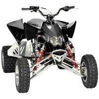 Custom Fenders for Polaris Outlaw 450-525 09-11