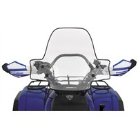 Universal ATV Sport Shield With Quick Release