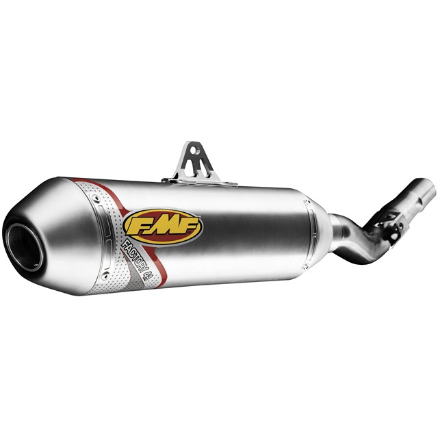 4 1™ Complete Exhaust Systems with Megabomb Header for Honda