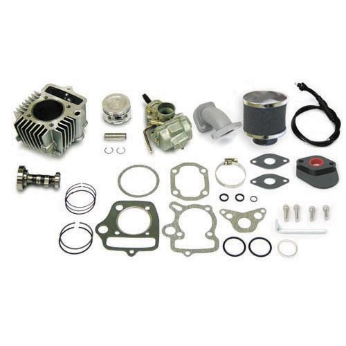 88CC Bore Up and Keihin Carburetor Kit