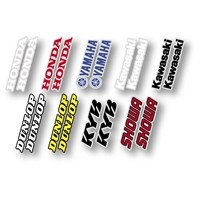 Generic Fork and Swingarm Stickers