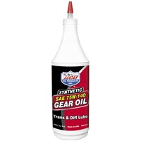 75W140 Synthetic Gear Oil