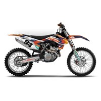 Factory 2014 Graphic Kit for KTM