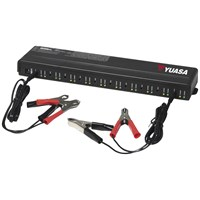 10-Bank Battery Charger/Maintainer