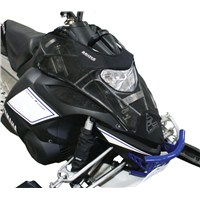 Aluminum Frame, Fabric Mesh Performance Hood for Yamaha