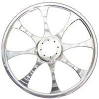 8-Spoke Billet Wheel
