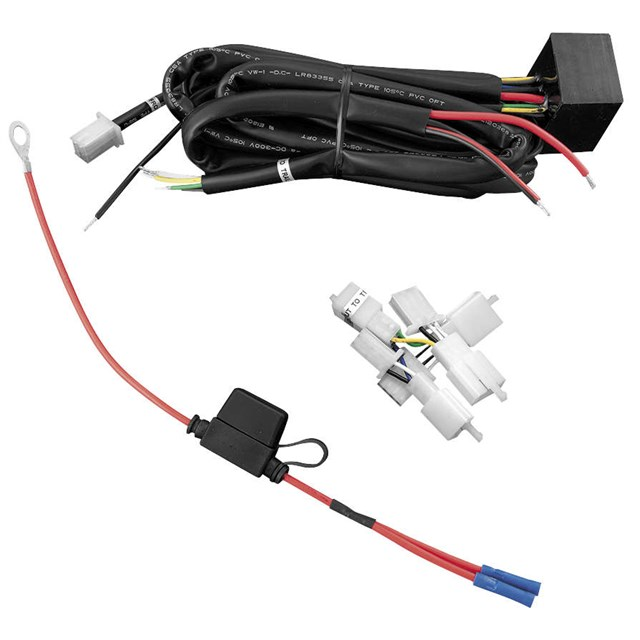 Trailer Wiring Harness on