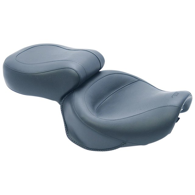 Mustang One-Piece Wide Vintage Touring Seat 75933