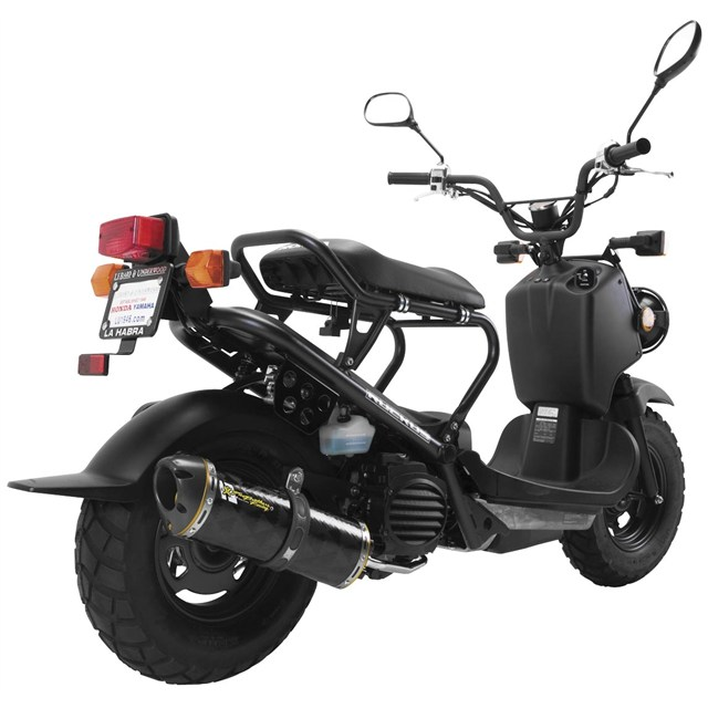 M-2 Black Series Scooter Full Systems For Honda