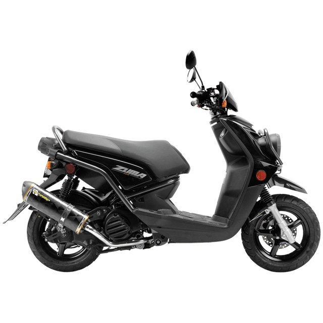 M 2 standard scooter full systems for yamaha babbitts for Stock yamaha parts