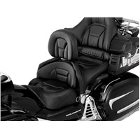 Padded Bar Covers for Driver Backrest