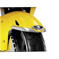 Medallion Series Front Fender Accent
