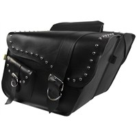 Ranger Studded Slant Saddlebag