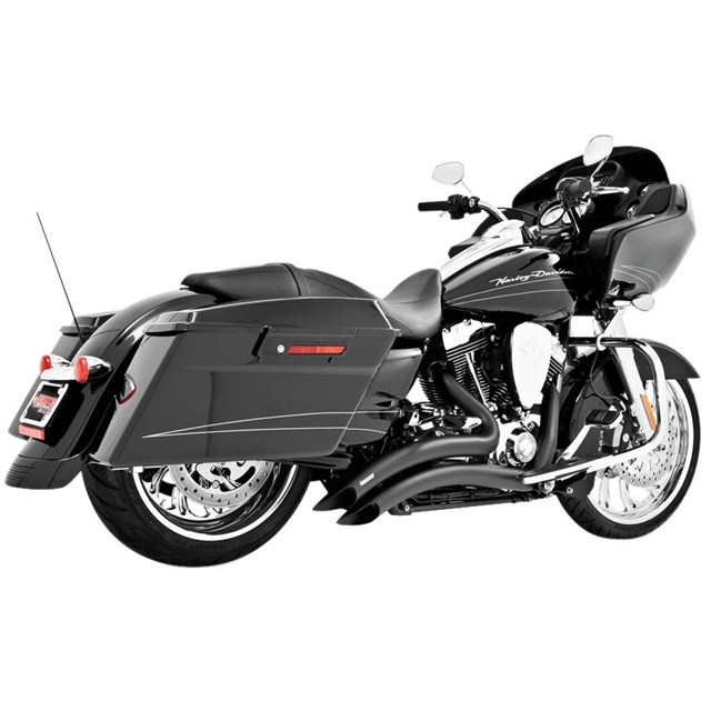 Sharp Curve Radius for Dresser, Road King Models | Babbitts Kawasaki