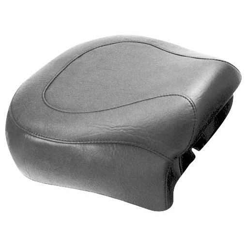 Old Motorcycle Seats : Wide vintage rear seat for sportster models yamaha