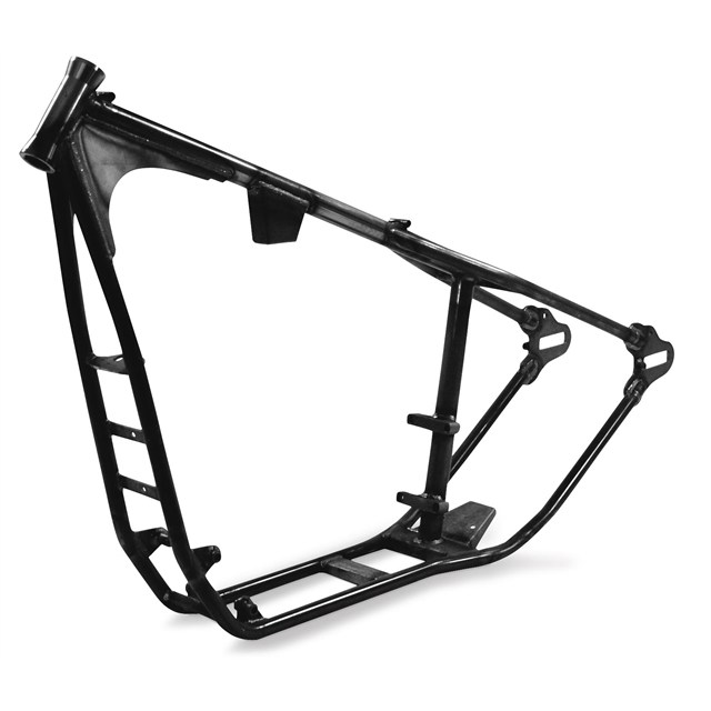 Wide Tire Rigid Frames for Sportsters | Victory Parts Pro