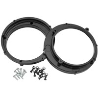 6.5 in. Speaker Adaptor Rings - Cross Country