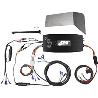 500 Watt 4-Channel Amplifier Kit