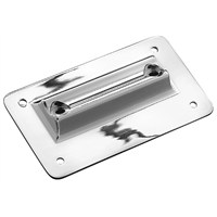 Lay Down License Plate Holder