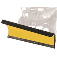 Yellow 60-In One-Way Tapered Plow Blade