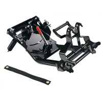 Quick-Attach Plow Push Frame Kit
