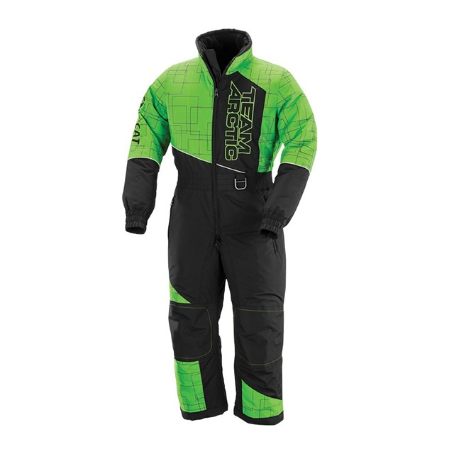 Team Arctic One-Piece Suit Lime