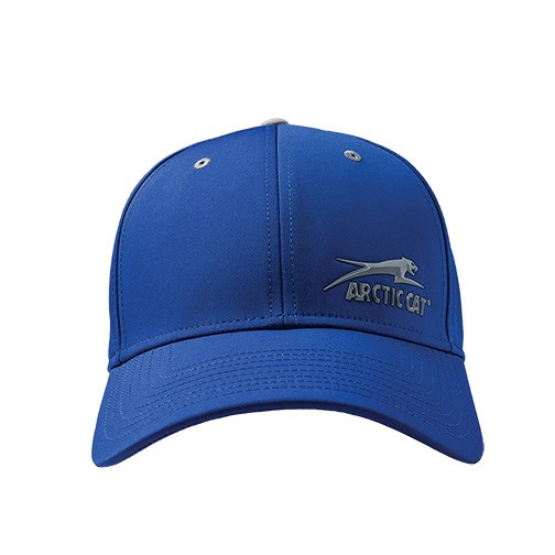 Aircat Bearcat Blue Performance Cap - S/M