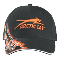 Aircat Orange Flames Cap