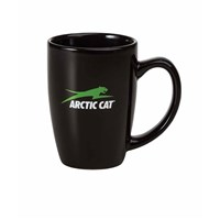 Arctic Cat Black Mug